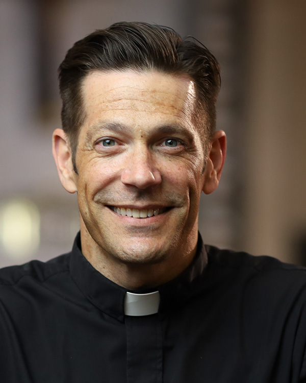 Fr. Mike Schmitz, instructor and expert on Revive Parishes